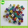 china jewelry wholesale bead landing alphabet letter beads
