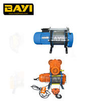 Newly DTS multinational motor hoist 500/1000kg , manufactory winch , small capacity winch