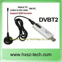 DVBT2+FM+DAB+SDR Digital Recorder USB TV Tuner Stick