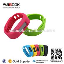 bluetooth low energy bracelet,smart bracelet,good quality pedometer
