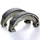 3wheel motorcycle of brake shoes