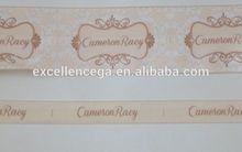 2014 good quality elegance woven label wholesale