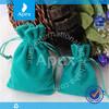 2014 hot sale drawstring velvet gift bag
