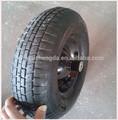 Venta al por mayor llantas usadas de acero borde de la rueda de la pu de la rueda de espuma