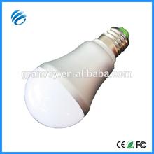 Granvey Silver Shell 3w E27 base 12 volt led light bulb