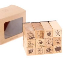 craft wood stamp, animal stamp, custom stamp