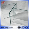 12mm tempered glass for outdoor glass room