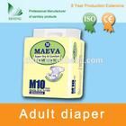 china free sample adult diaper supply