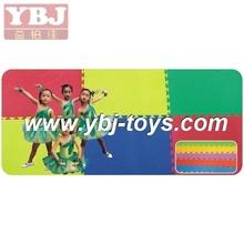 Multicoloured eva foam sheet eva foam indoor kids soft play eva mat