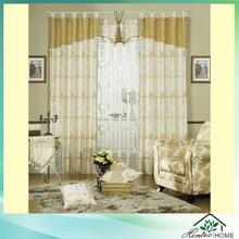 stylish design tab top curtain