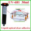 UV-681 High strong glue metal UV adhesive for metal and glass product bonding