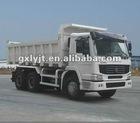 HOWO A7 25ton 6x4 tipper truck capacity
