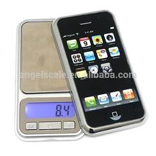 Weight Scale 0.1g x 500g Digital Pocket Jewelry Mini 4 iPhone
