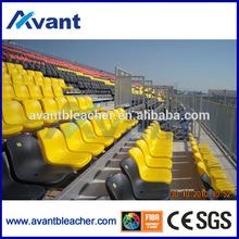 Sundon metal bleacher outdoor bleacher seating gym seating sports tribune seating sports grandstand