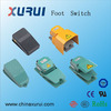 on-off push button switches fs-502 / aluminium or plastic foot switch / foot pedal key switch