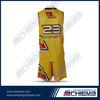wholesale custom design basketball team uniform
