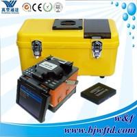 Digital optical fiber welding machine ShineWay OFS 80 Fusion de fibra optica de empalme de la maquina