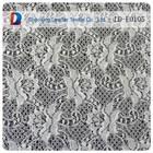 fashion lotus pattern korean lace fabric import lace fabric lace mesh fabric wholesale from guangzhou