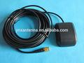de alto rendimiento 29 dbi antena portátil de coche terminal de antena externa portátil gps del coche con la navegación rg174 cable