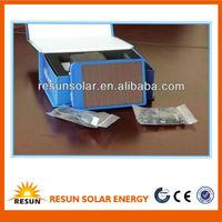 hot sale DC5.5V 2600mAH solar mobile charger