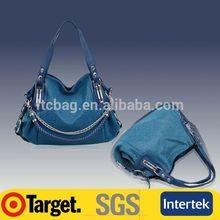 Handbag PU bags factory female bag
