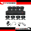 cctv and H.264 4ch dvr & camera kits