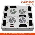 2014 üreticisi Evergrow son patent ürünleri nova s2 m9 için hafif büyümeye led karabiber ekimi