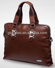 men leather handbag