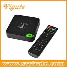 2014 best android mini pc tv box xmbc google android tv box skype DVB-T2