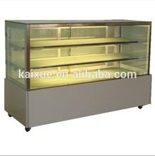 bakery and cake showcase cooler