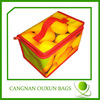 Hottest handmade disposable cooler bag, disposable ice cooler bag, disposable non woven cooler bag