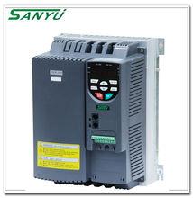 Sanyu 220V/380V Three press variable frequency drive 7.5kw