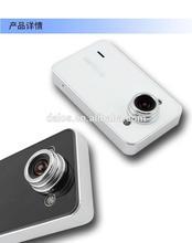 1080P full HD car camera hd dvr k6000,seamless looping,motion detection.2.7 lcd,140 degree view