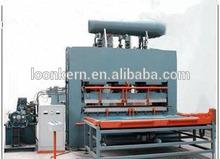 hydraulic high quality hot press aminating machine/hydraulic hot press melamine machine/short cycle melamine press machine