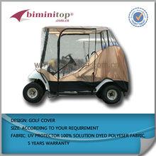 sunshade golf cart cover with doors china factory