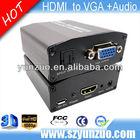 hdmi to vga + rca x 3 cable converter 1080p