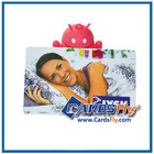 High quality Credit Card Size cr80 beauty gift cards