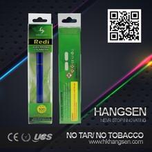 Hangsen wholesale cheapest 500 puffs disposable electronic cigarette eshisha pen
