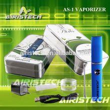 Original manufacturers Wax Glass Globe Tank Set Dry Herb Vaporizer AS-1 Micro Pen vapor pen 2013