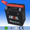 12 volt lead acid batteries for motorcycle with1 year guarantee
