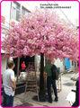Flores de seda- artificial los cerezos