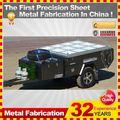 Plástico atv trailer, china fabricante com 32- ano de experiência