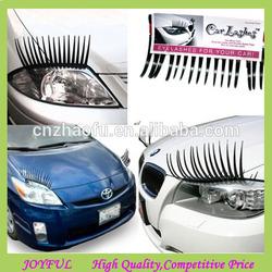 31*17cm eyelashes for car headlights