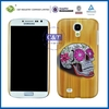High Quality Luxury chrome hard case for samsung galaxy s4 iv i9500