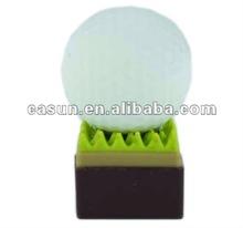 hot sell custom pvc golf usb flash drive