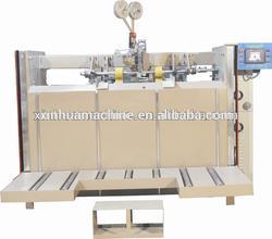 2014 Hot sale semi-auto stapling machine single piece/semi-auto stiching machine/ corrugated box stappler machine