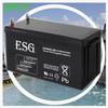 Deep cycle 12V 200AH dry gel batteries