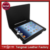 Newest fashion design leather smart case for ipad 2 3 4
