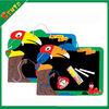 for children cute woodpecker shaped plastic chalkboard