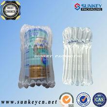 protective air column bags for milk powder packaging